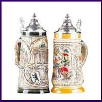 Traditional Steins